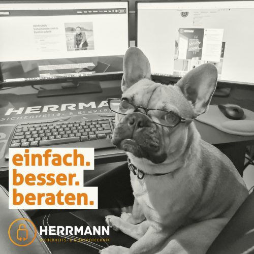 Einfach besser beraten mit HERRMANN SE 😎